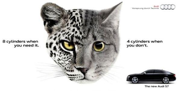 经典汽车创意广告_汽车频道图片