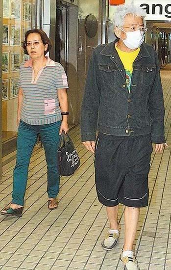 高凌风患病之时,助理赵淑珍伴随左右。