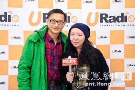 陈锦鸿/香港男演员陈锦鸿接受《海琪的天空》专访