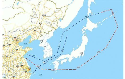 国防部回应舰队绕日本列岛一周:将继续赴西太平洋
