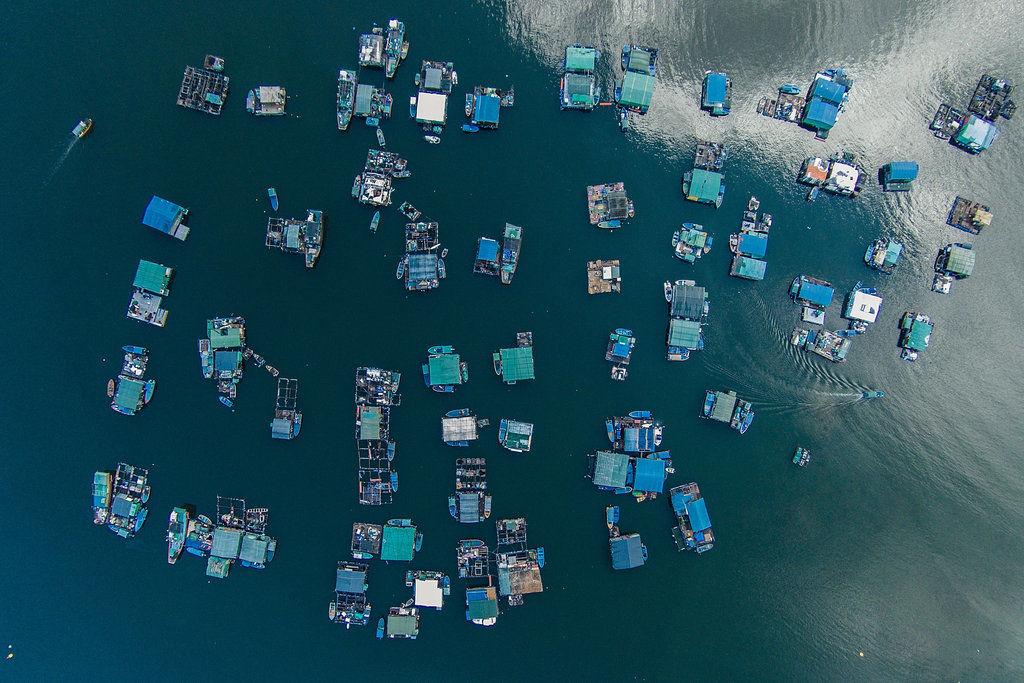 世界人口最密集的城市_实拍香港大楼密集照,让人头晕目眩