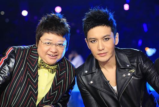 黄晓明烟熏妆 7月21日晚,《中国梦之声》全国十强诞生,分别是:央吉玛
