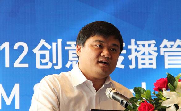百度副总裁王湛