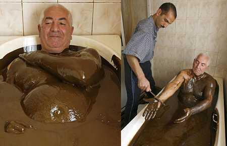 大开眼界 盘点世界上最奇怪的九大沐浴