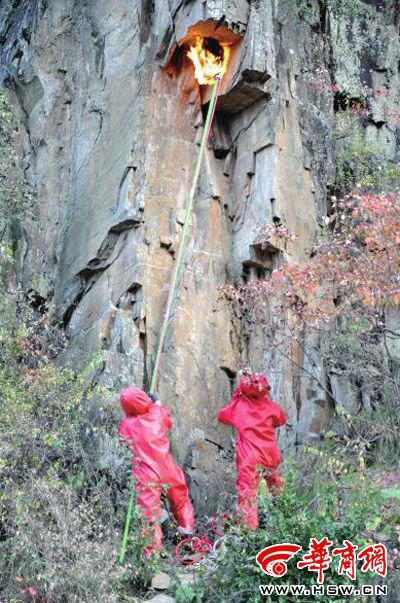 夫妻爬山游玩遇胡蜂群_妻子挺身护夫被蛰伤(图)