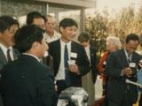 1985年习近平访美照片