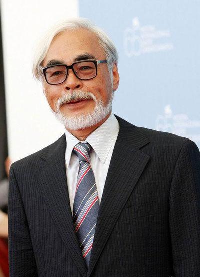宫崎骏呼吁日本搁置争端避免战争 与中国成为朋友