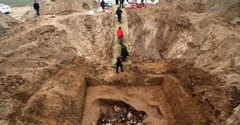 邺城遗址佛教造像
