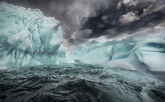 摄影师镜头下 南极大冒险的惊险与奇幻 - 闲云野鹤 - 闲云野鹤的博客