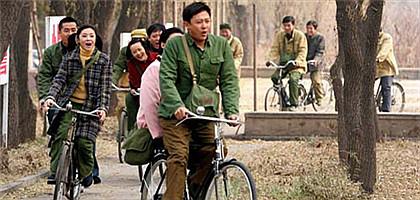 高小龙,一个西安电影制片厂大院的孩子