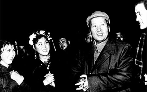 毛泽东与易俗社的秦腔缘