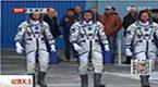 女子接到国际空间站来电 请问这是地球么