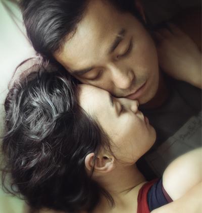 张艾嘉电影《念念》海报