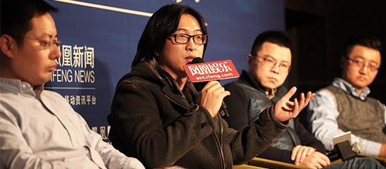 《奔跑吧兄弟》总策划王征宇发表对综艺电影的看法