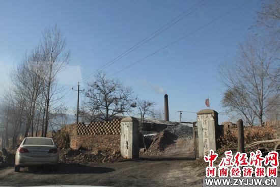 汝州市蟒川镇企业严重污染无人问津
