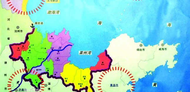 黄三角-打造生态经济的璀璨明珠