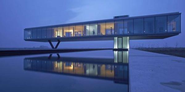 大气优雅 著名建筑设计网站2014建筑A+奖名单盘点