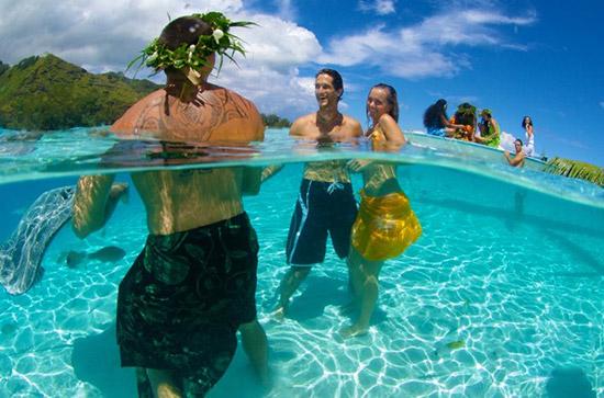 太平洋群岛库克群岛 发现你的独特之美