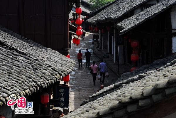 广东省街面风景