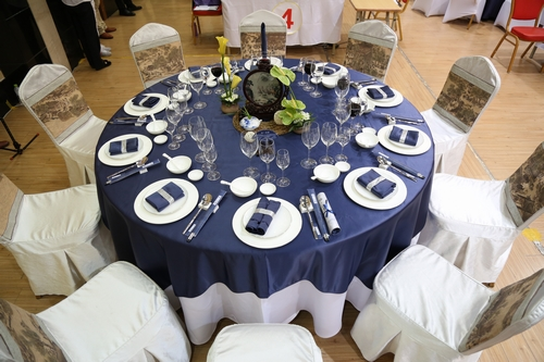 2015全国职院技能大赛高职中餐主题宴会设计大赛举行图片