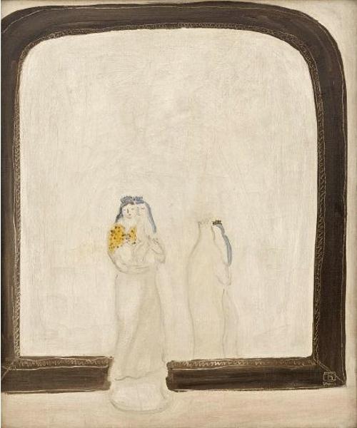 极简年代抽象画贴图-苏富比 首推二十世纪中国艺术 顶尖重要私人收藏
