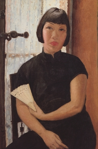 ...良是民国时期最早留学欧洲的女画家之一,也是中国现代油画的
