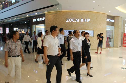 资讯 凤观天津  齐齐哈尔万达广场是万达集团进驻鹤城的第一个大型