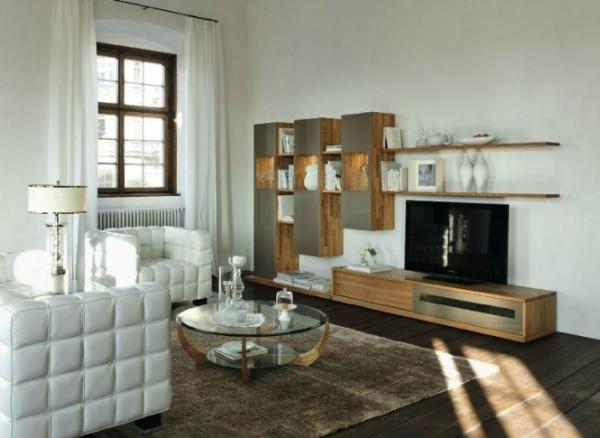 摆脱笨拙 现代环境中的天然轻巧家具设计图片