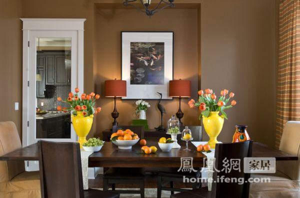 水果摆设玩转室内设计 自然清新又可以解馋
