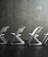 会议室必备的嵌套椅子
