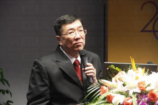 北京林业大学教授亚洲家具协会主席林作新