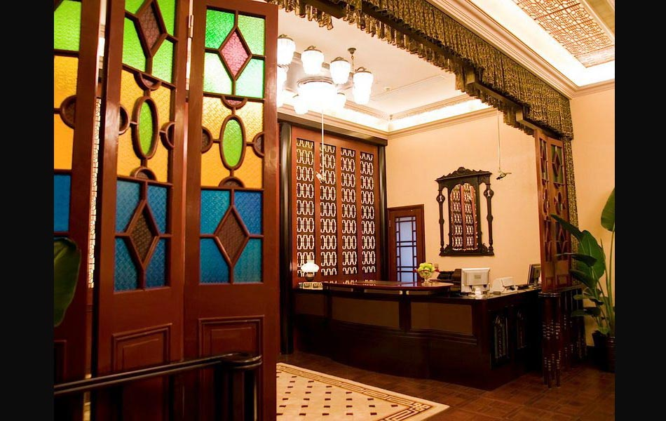 上海贝轩大公馆豪华房间内景实拍