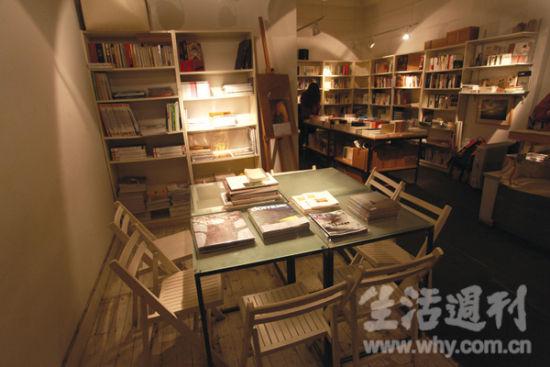 世界读书日逛上海小书店 遇见理想的下午