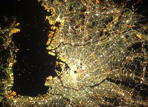 NASA请全球网民辨认城市
