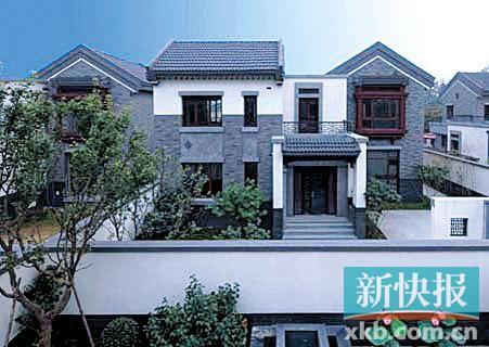 单门大海的泰禾广西院子一栋独院酒店的最大占地面积达到数亩.北京宾馆产品别墅北海别墅图片