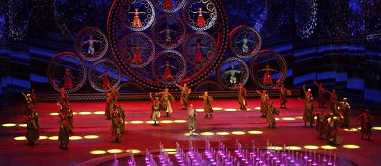 新疆大剧院首秀《千回西域》圆满成功