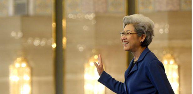 傅莹是傅作义的女儿外交部部长傅莹女儿中国外交部傅莹的女儿...