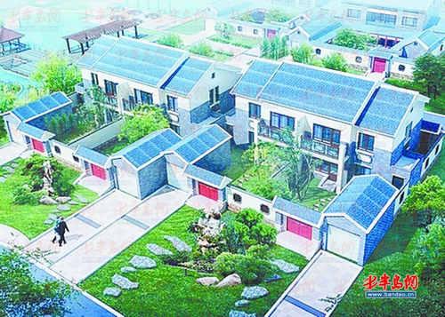 青岛6018个村整合为千余社区 农民可以房换房