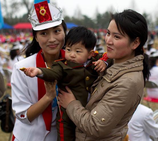 留学实拍:看看朝鲜人民的日常生活写照