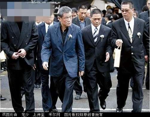 震惊:中国最大黑帮头目向日本山口组拜寿   中国最大黑社会...