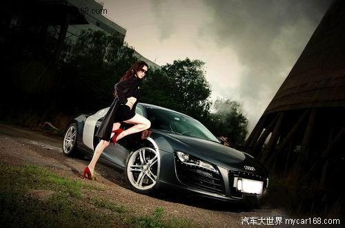 美女辣车组合 广州频道