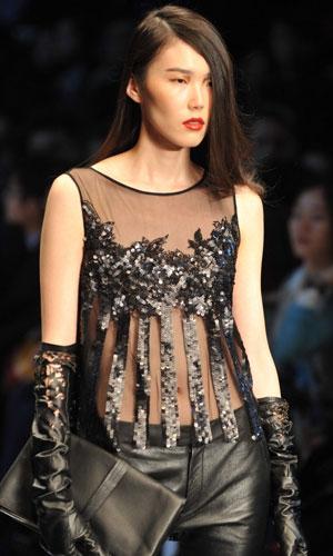 中国时尚模特走秀视频