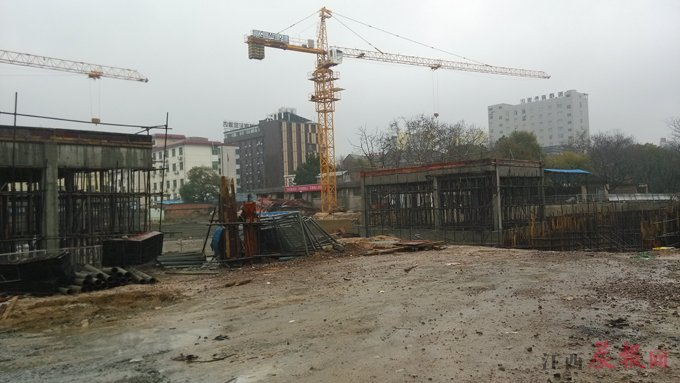 南昌市人民公园扩建提升改造工程将把原来的老动物园并入人民公园.