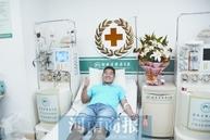 郑州一公交车长捐造血干细胞救人 瞒家人锻炼俩月