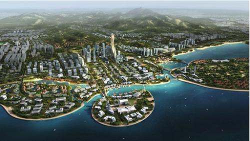 灵山县最新规划图