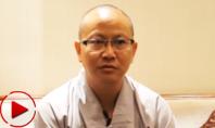 素全法师:佛教慈善的根本是教人为善