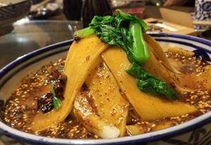 吃陕菜就要自在的像在自己家一样