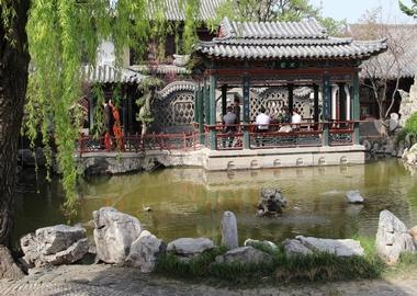 十笏园——潍坊的后花园