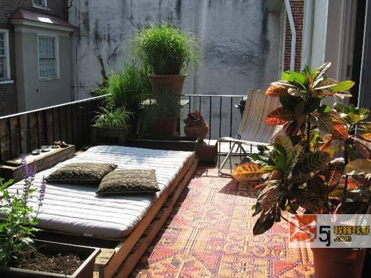 慢享生活:打造舒适小阳台