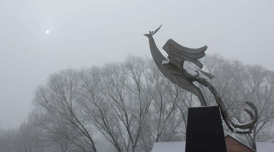看唐山景区雪景享冬季之美图片